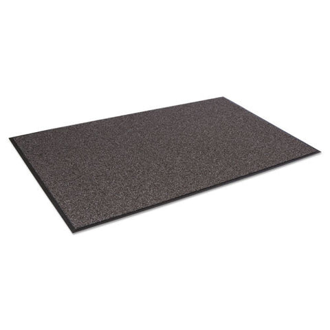 Crown Cross-Over Indoor Wiper/Scraper Mat CWNCS0023BR,  (UPC:023244917682)