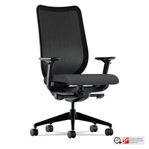 HON Nucleus Task Chair in Iron Ore ; UPC: 641128923255
