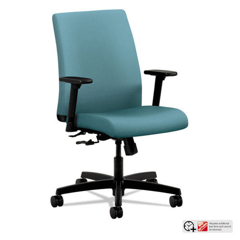 HON Ignition Low-Back Task Chair in Glacier ; UPC: 791579277626