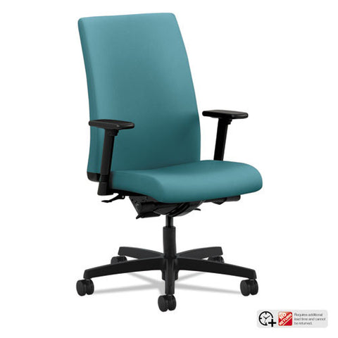 HON Ignition Mid-Back Task Chair in Glacier ; UPC: 752856244922
