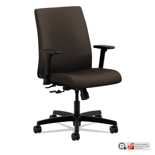 HON Ignition Low-Back Task Chair in Espresso ; UPC: 641128307086