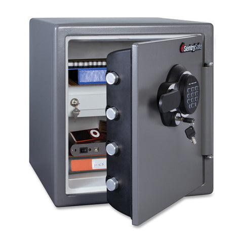 Sentry Safe Fire-Safe Electronic Lock Business Safe (SENSFW123GDC)