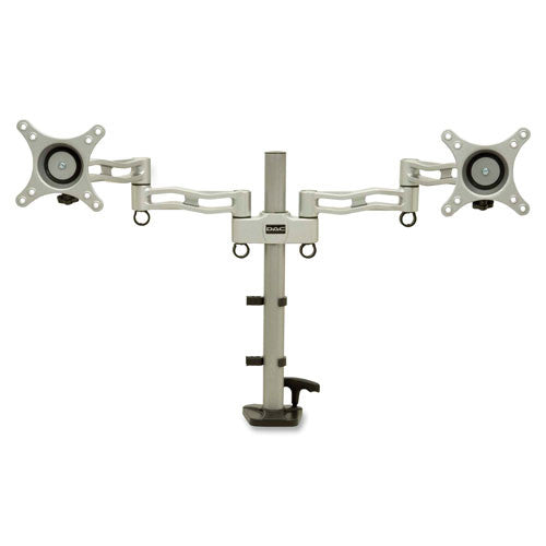 DAC MP-200 Mounting Arm for Flat Panel Display ; (061754021918); Color:Silver,Black<br/>  <span>VESA Mount Compatible</span>:  Yes<br/>  <span>VESA Mount Standard</span>:  75 x 75,100 x 100