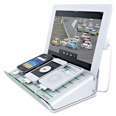 Leitz Charging Station for USB Devices (CCS51546)