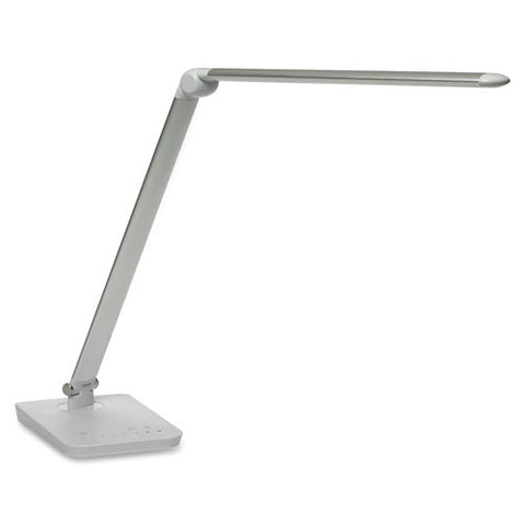 SAFCO Vamp LED Touch-DIM Lighting ; Silver ; (073555100112)