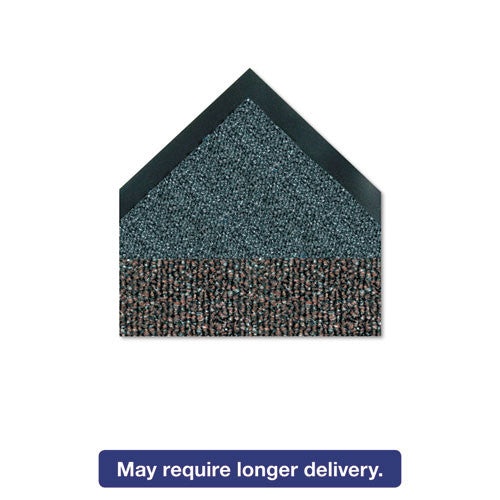 Crown Cross-Over Indoor Wiper/Scraper Mat CWNCS0035BR,  (UPC:023244919631)