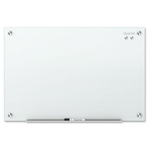 Quartet Glass Dry-Erase Board - Magnetic