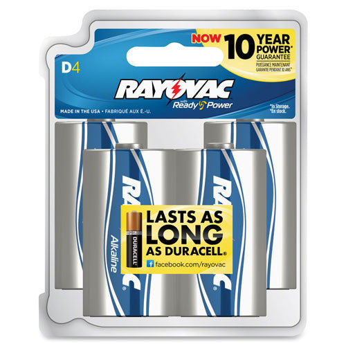 Rayovac Alkaline General Purpose Battery ; (0)