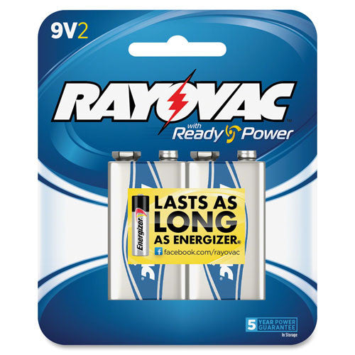 Rayovac Multipurpose Battery ; (012800367641)