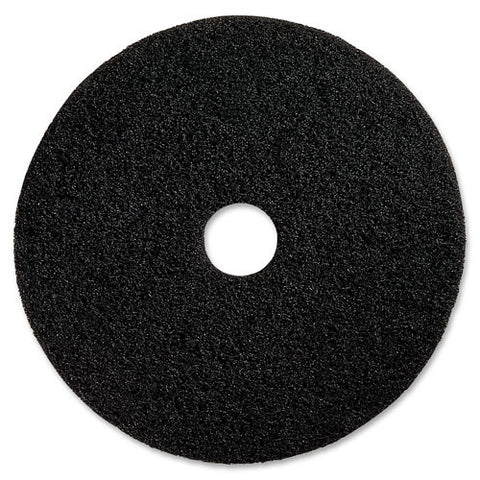 Genuine Joe Black Floor Stripping Pad ; (035255902144); Color:Black