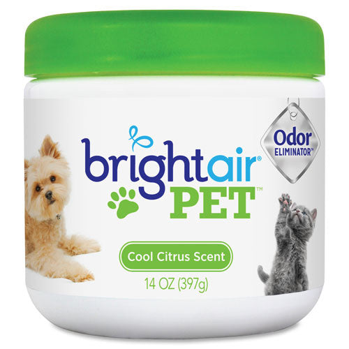 Bright Air Pet Odor Eliminator Air Freshener ; (814840011429)