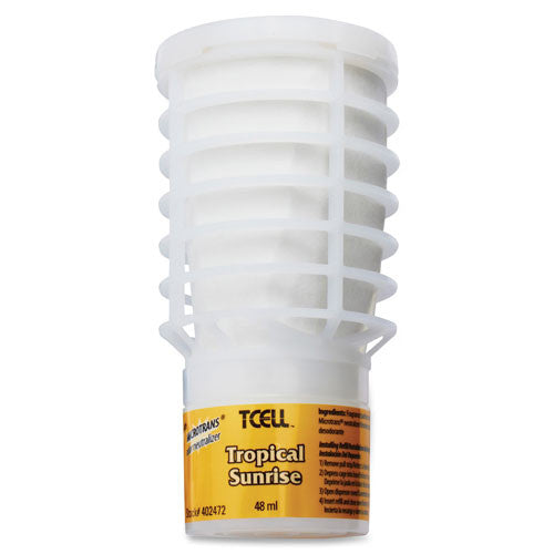 Rubbermaid Commercial TCell Dispenser Fragrance Refill ; (763905024723)