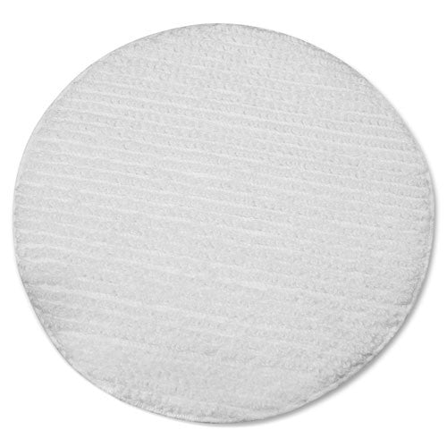 "Impact Products Low Profile Carpet Bonnet, 19"", White ; (729661157839); Color:White"