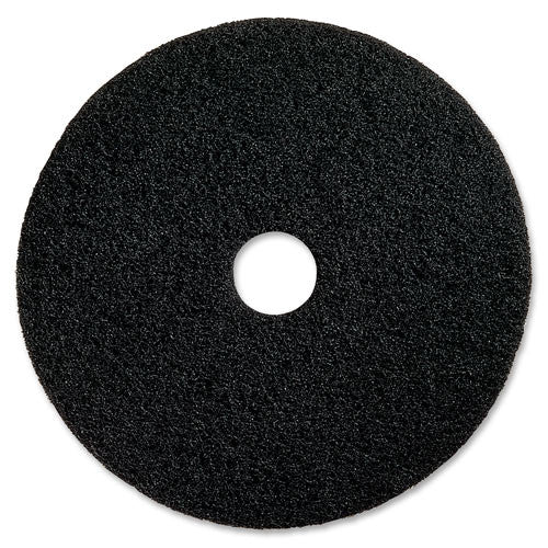 "Impact Products 16"" Floor Stripping Pad ; (729661230679); Color:Black"