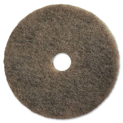 Genuine Joe Ultra-high Speed Floor Cleaner Pad ; (035255921206); Color:Natural