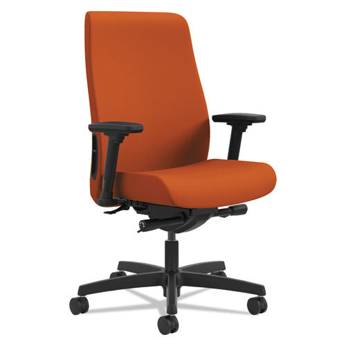HON Endorse Mid-Back Task Chair in Tangerine ; UPC: 889218155173