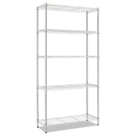 Alera Residential Wire Shelving ; UPC: 42167923662