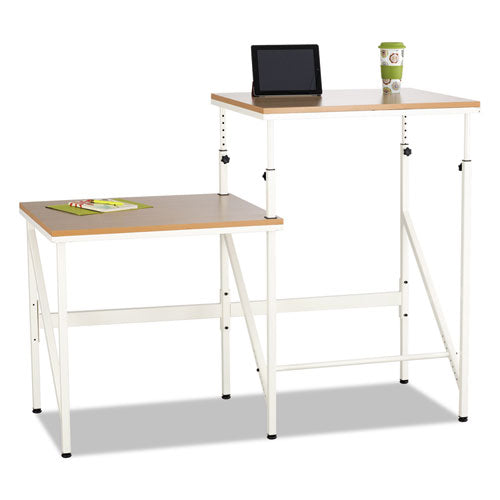 Safco Products Elevate Bi-Level Desk 1956BH(Image 1)