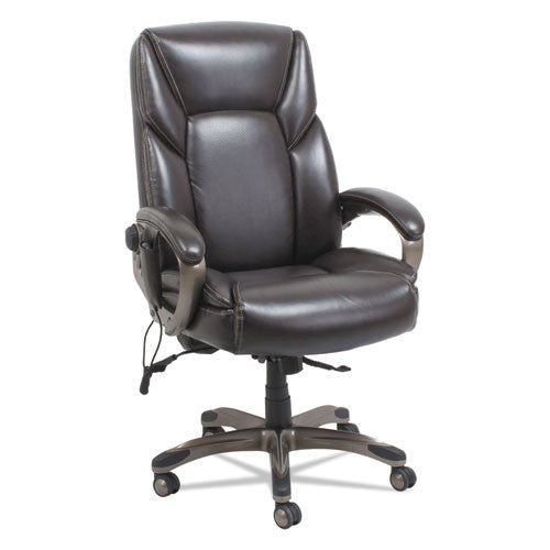 Alera Shiatsu Heated Massage Chair ; UPC: 42167393328