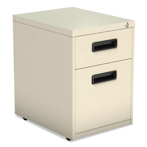 Alera Two-Drawer Metal Pedestal File ; UPC: 42167600600