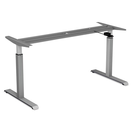 Alera Pneumatic Height-Adjustable Table Base ; UPC: 42167600686