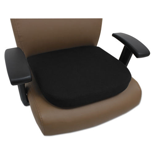 Alera Cooling Gel Memory Foam Seat Cushion ; UPC: 42167200763