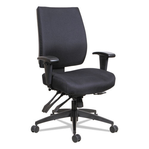 Alera eOfficeDirect Series High Performance Mid-Back Multifunction Task Chair ; UPC: 42167393458