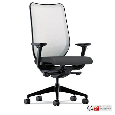 HON Nucleus Task Chair in Iron Ore ; UPC: 089192417858
