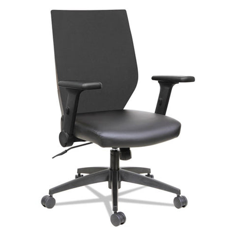 Alera Eb-T Series Syncho Mid-Back Flip-Arm Chair ; UPC: 42167393427