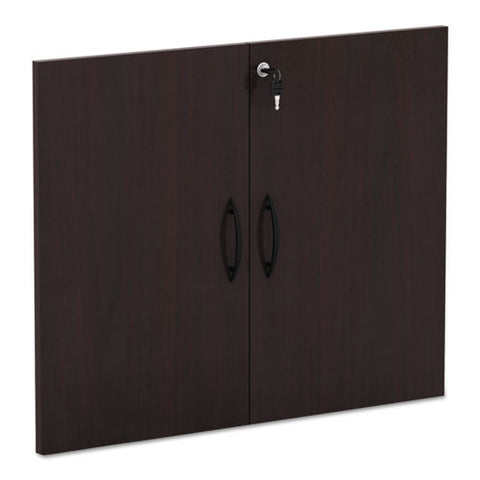 Alera Valencia Series Cabinet Door Kit For All Bookcases ; UPC: 42167302344