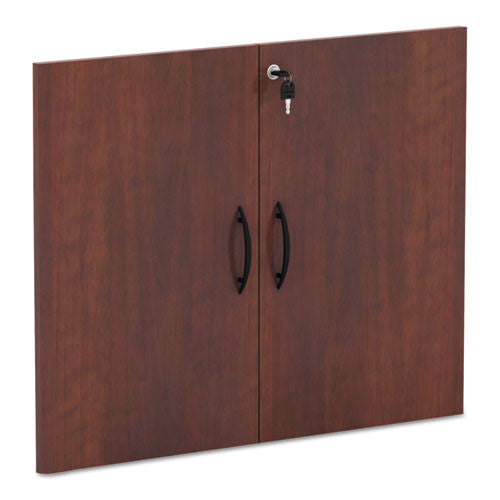 Alera Valencia Series Cabinet Door Kit For All Bookcases ; UPC: 42167302450