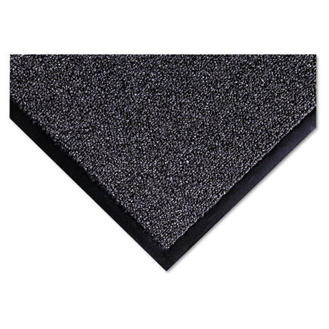 Crown Cross-Over Indoor Wiper/Scraper Mat CWNCS0035GY,  (UPC:023244917729)