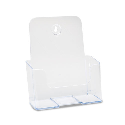 Deflecto Office Brochure Holder DEF74901, Clear (UPC:079916749013)