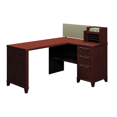 Bush Enterprise Collection 60W X 47D Corner Desk 2999CS03K ; UPC: 042976533533 ; Image 1