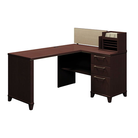 Bush Enterprise Collection 60W X 47D Corner Desk 2999MC03K ; UPC: 042976533526 ; Image 1