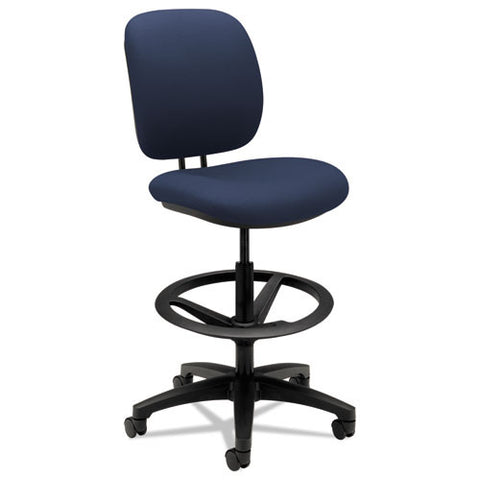 HON ComforTask Stool in Navy ; UPC: 089192528196