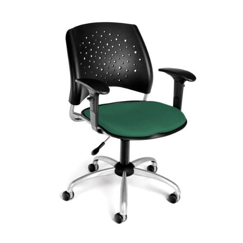OFM Stars Swivel Chair with Arms ; UPC: 845123013052