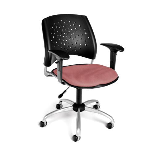 OFM Stars Swivel Chair with Arms ; UPC: 845123013120