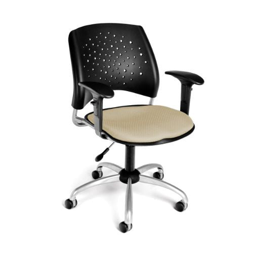 OFM Stars Swivel Chair with Arms ; UPC: 845123013137