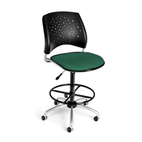 OFM Stars Swivel Stool ; UPC: 845123013373