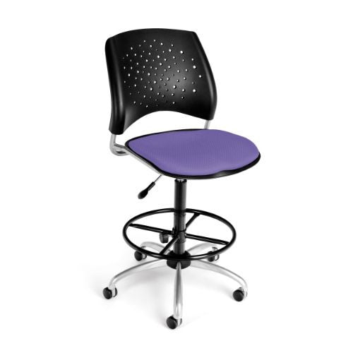 OFM Stars Swivel Stool ; UPC: 845123013380