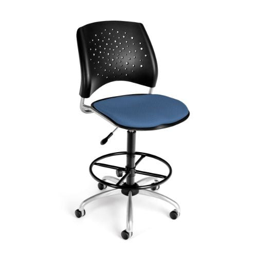 OFM Stars Swivel Stool ; UPC: 845123013427