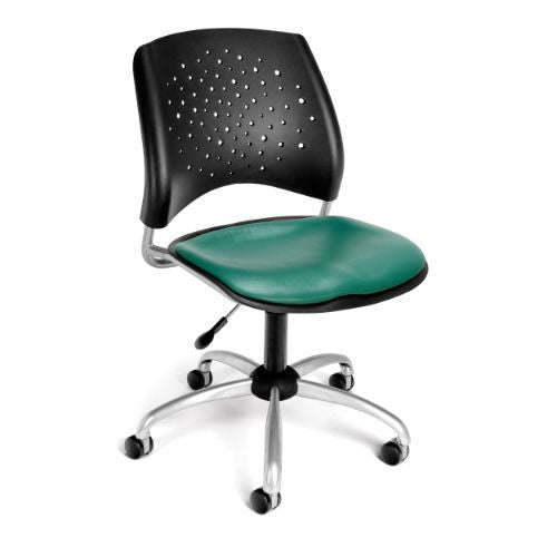 OFM Stars Swivel Vinyl Chair ; UPC: 845123012604