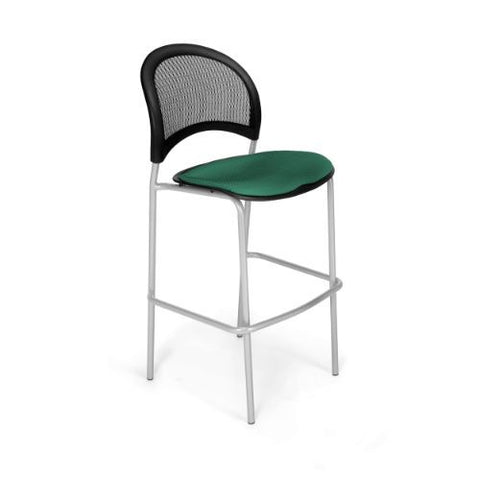 OFM Moon Cafe Height Silver Chair ; UPC: 845123004838