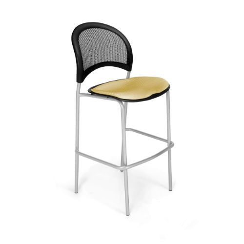 OFM Moon Cafe Height Silver Chair ; UPC: 845123004876