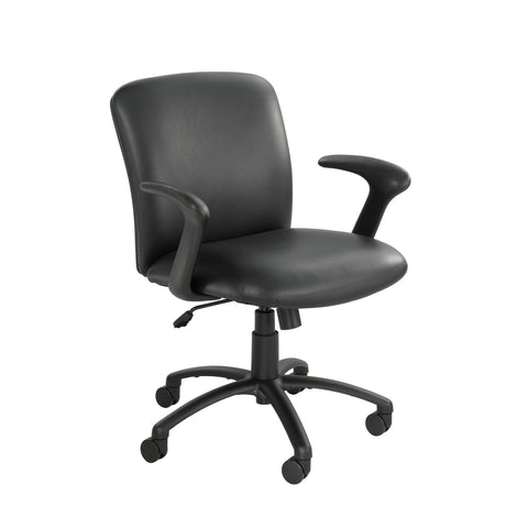 Safco Products Uber Big and Tall Mid Back Chair 3491BV(Image 1)