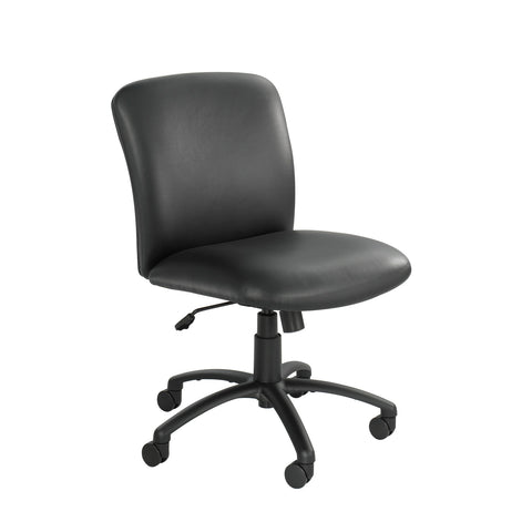 Safco Products Uber Big and Tall Mid Back Chair 3491BV(Image 3)