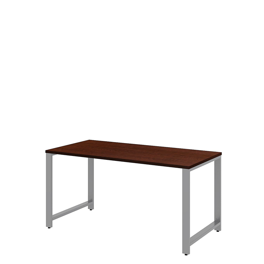 Bush Business Furniture Momentum 60W x 30D Desk in Mocha Cherry ; UPC: 042976009939 ; Image 1