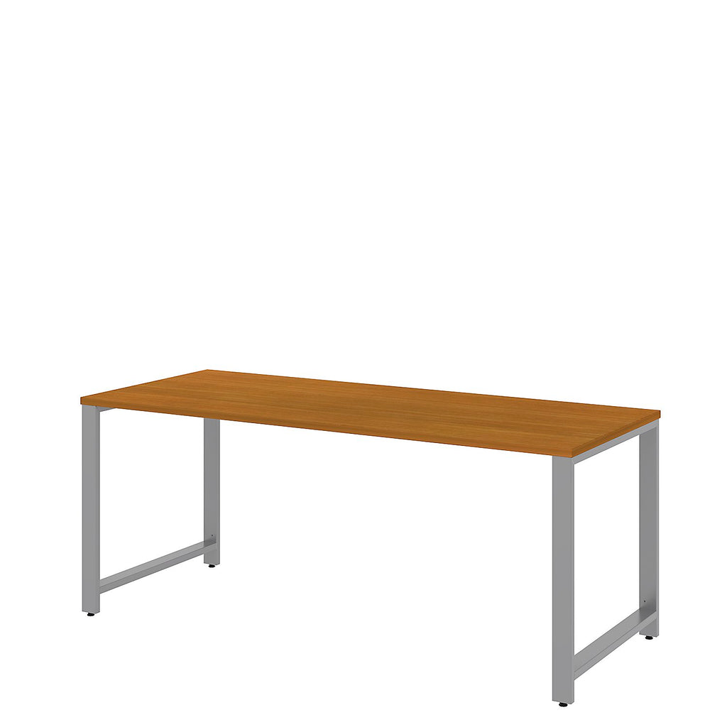 Bush Business Furniture Momentum 72W x 30D Desk in Modern Cherry ; UPC: 042976099503 ; Image 1