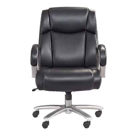 Safco Products Lineage Big & Tall Mid Back Task Chair, 400 lb. Capacity 3503BL(Image 5)